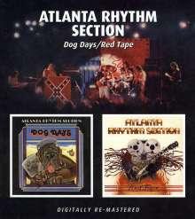 Atlanta Rhythm Section: Dog Days / Red Tape, CD