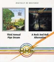 Atlanta Rhythm Section: Third Annual Pipe Dream / A Rock And Roll Alternative, CD