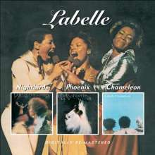 Labelle: Nightbirds/Phoenix/Chameleon, 2 CDs
