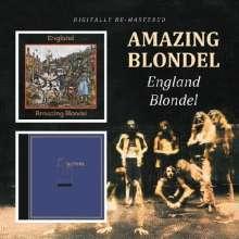 Amazing Blondel: England / Blondel, CD