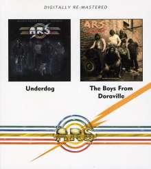 Atlanta Rhythm Section: Underdog / The Boys From Doraville, CD
