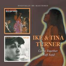 Ike & Tina Turner: Come Together / Nuff Said, CD