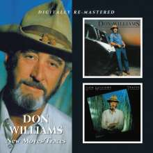 Don Williams: New Moves / Traces, CD