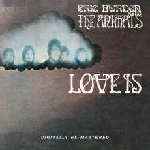Eric Burdon & The Animals: Love Is -Remast-, CD