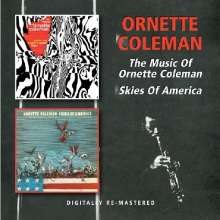 Ornette Coleman (1930-2015): The Music Of Ornette Coleman / Skies Of America, 2 CDs