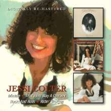 Jessi Colter: Mirriam / That's The Way A Cowboy Rocks & Rolls / Ridin' Shotgun, 2 CDs