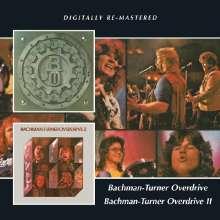 Bachman-Turner Overdrive: Bachman-Turner Overdrive / Bachman-Turner Overdrive II, CD