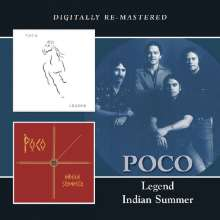 Poco: Indian Summer / Legend, CD
