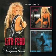 Lita Ford: Lita / Dangerous Curves, 2 CDs