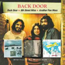 Back Door: Back Door / 8th Street Nite / Another Fine Mess, 2 CDs