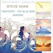 Steve Khan (geb. 1947): Tightrope / The Blue Man / Arrows, 2 CDs
