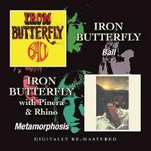 Iron Butterfly: Ball/Metamorphosis, CD