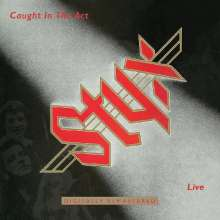 Styx: Caught In The Act Live, 2 CDs