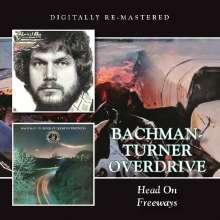 Bachman-Turner Overdrive: Head On / Freeways, CD