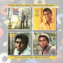 Charley Pride: Did You Think To Pray/A Sunshine Day/Songs Of Love/Sweet Country, 2 CDs