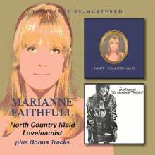 Marianne Faithfull: North Country Maid / Loveinamist, 2 CDs