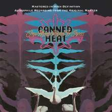 Canned Heat: One More River To Cross + Bonus Tracks, CD