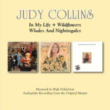 Judy Collins: In My Life / Wildflowers / Whales And Nightingales, 2 CDs