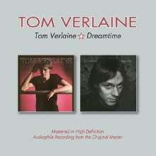 Tom Verlaine: Tom Verlaine/Dreamtime, CD