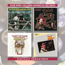 Jerry Lee Lewis: Together/Live At The International, Las Vegas/In Loving Memories/Keeps Rockin', 2 CDs