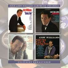 Andy Williams: Danny Boy & Other Songs/Moon River/Warm & Willing, 2 CDs