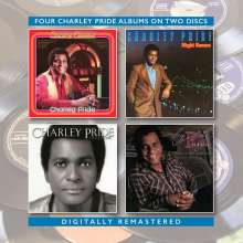 Charley Pride: Country Classics / Night Games / Power Of Love / Back To The Country, 2 CDs