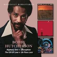 Bobby Hutcherson (1941-2016): Highway One / Conception: The Gift Of Love / Un Poco Loco, 2 CDs