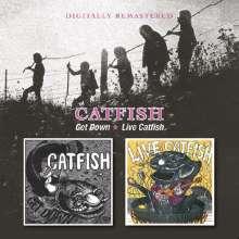 Catfish: Get Down / Live Catfish, 2 CDs