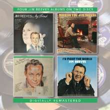 Jim Reeves: My Friend / Missing You / Am I That Easy To Forget, 2 CDs