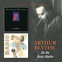 Arthur Blythe (1940-2017): Da-Da / Basic Blythe, 2 CDs
