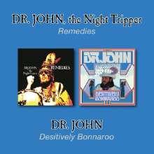 Dr. John: Remedies / Desitively Bonnaroo, 2 CDs