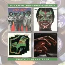 Ramsey Lewis (geb. 1935): Don't It Feel Good / Salongo / Tequila Mockingbird / Love Notes, 2 CDs