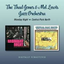 Thad Jones & Mel Lewis: Monday Night / Central Park North, 2 CDs