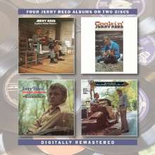 Jerry Reed: JR Explores Guitar Country, 2 CDs