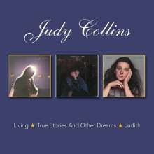 Judy Collins: Living / True Stories And Other Dreams / Judith, 2 CDs