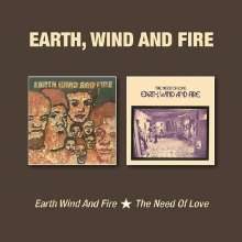 Earth, Wind & Fire: Earth, Wind & Fire / The Need Of Love, CD