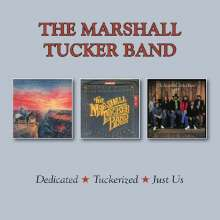 The Marshall Tucker Band: Dedicated / Tuckerized / Just Us, 2 CDs