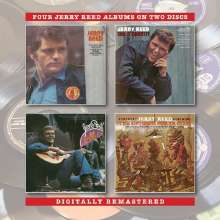 Jerry Reed: Jerry Reed / Hot A' Mighty Lord, Mr. Ford / The Uptown Poker Club, 2 CDs