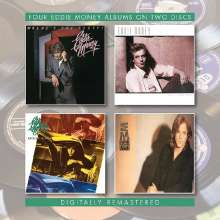 Eddie Money: Where's The Party / Can't Hold Back / Nothing To Lose / Right Here, 2 CDs