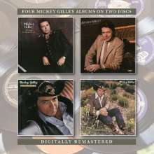 Mickey Gilley: Songs We Made Love To / That's All That Matters / You Don't Know Me / Put Your Dreams Away, 2 CDs