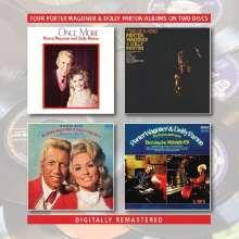 Dolly Parton & Porter Wagoner: Four Porter Wagoner & Dolly Parton Albums, 2 CDs