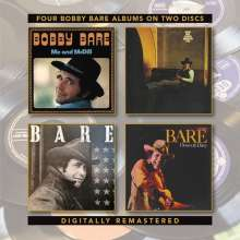 Bobby Bare Sr.: Four Albums On Two Discs, 2 CDs
