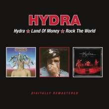 Hydra: Hydra / Land Of Money / Rock The World, 2 CDs