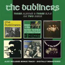 The Dubliners: Dubliners / In Concert / Finnegan Wakes / In Person/Mainly Barney / More Of The Dubliners' EPs, 2 CDs