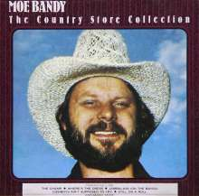 Moe Bandy: Country Store Collection, CD