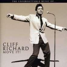 Cliff Richard: Move It!, CD