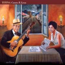 Titina: Canta B.Leza, CD