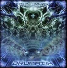 Drumatik: Peak Process, CD