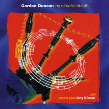 Gordon Duncan: The Circular Breath, CD