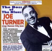 Big Joe Turner (1911-1985): The Boss Of The Blues (Newly Remixed), CD